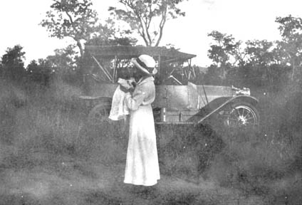 possibly 1912 Overland